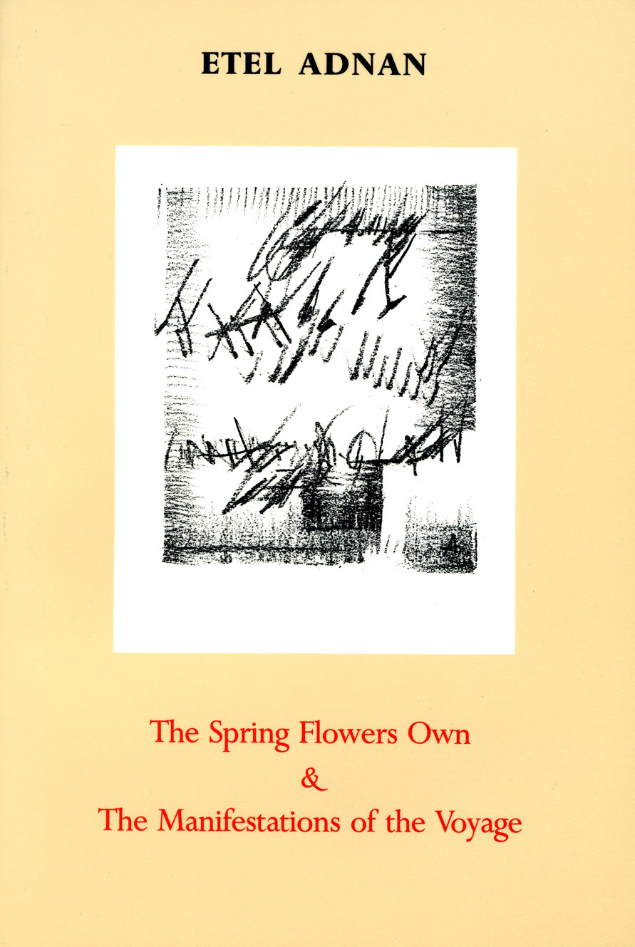 The Spring Flowers Own and the Manifestations of the Voyage
