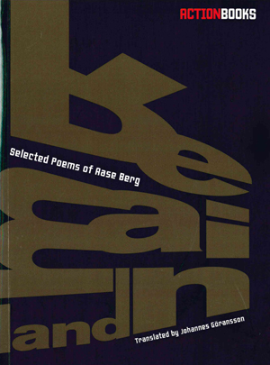 Remainland: Selected Poems of Aase Berg