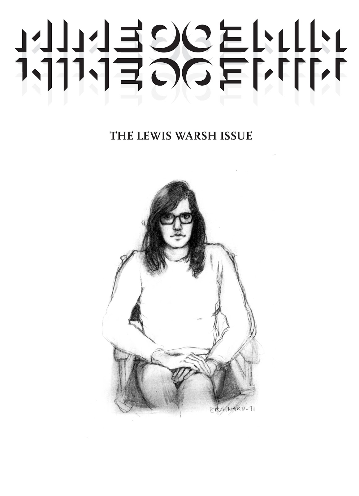 Mimeo Mimeo 7: The Lewis Warsh Issue