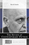THE REVIEW OF CONTEMPORARY FICTION VOL. 21 NO. 1: DAVID ANTIN