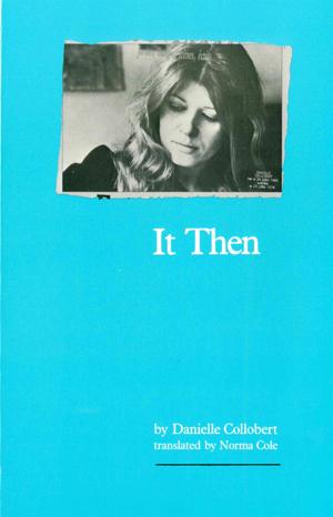 it then | danielle collobert | o books