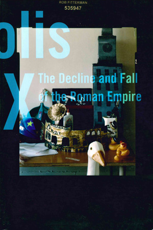Metropolis XXX: The Decline and Fall of the Roman Empire