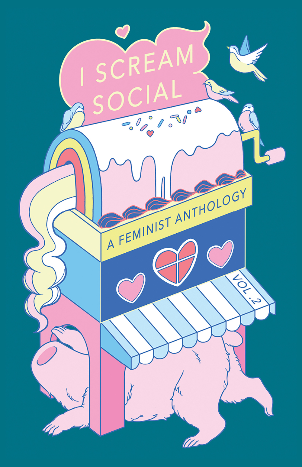 I Scream Social Anthology Volume 2
