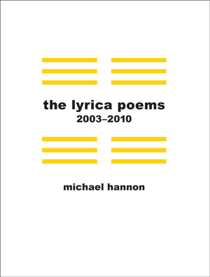 the lyrica poems, 2003-2010