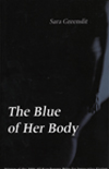 THE BLUE OF HER BODY