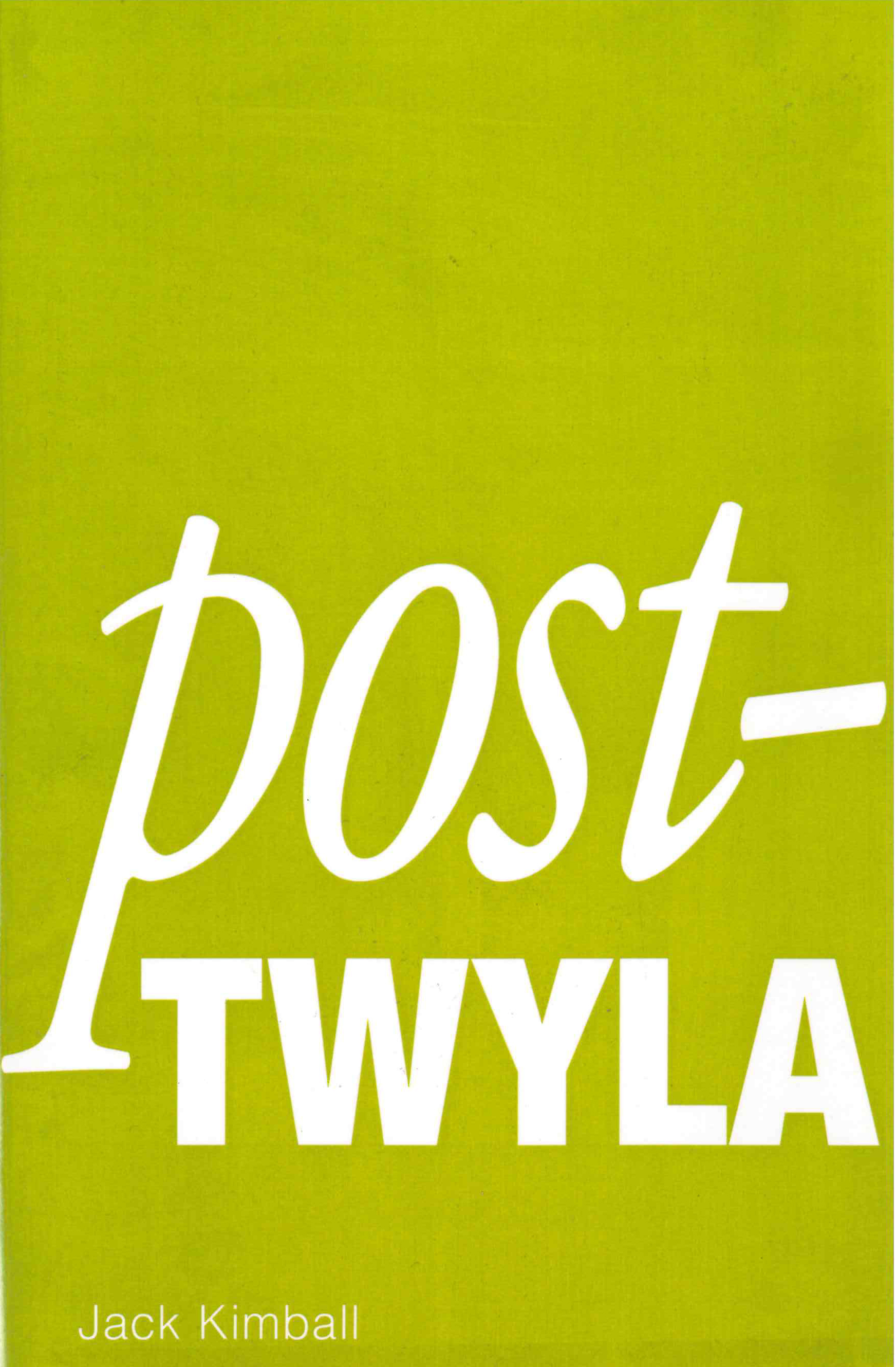 Post~Twyla: Reset