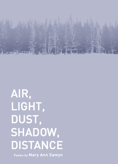 Air, Light, Dust, Shadow, Distance