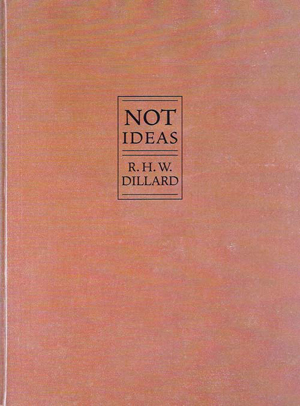Not Ideas