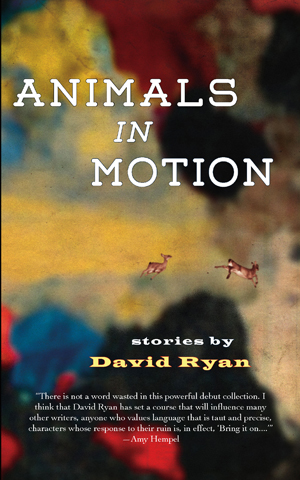 Animals in Motion: Stories