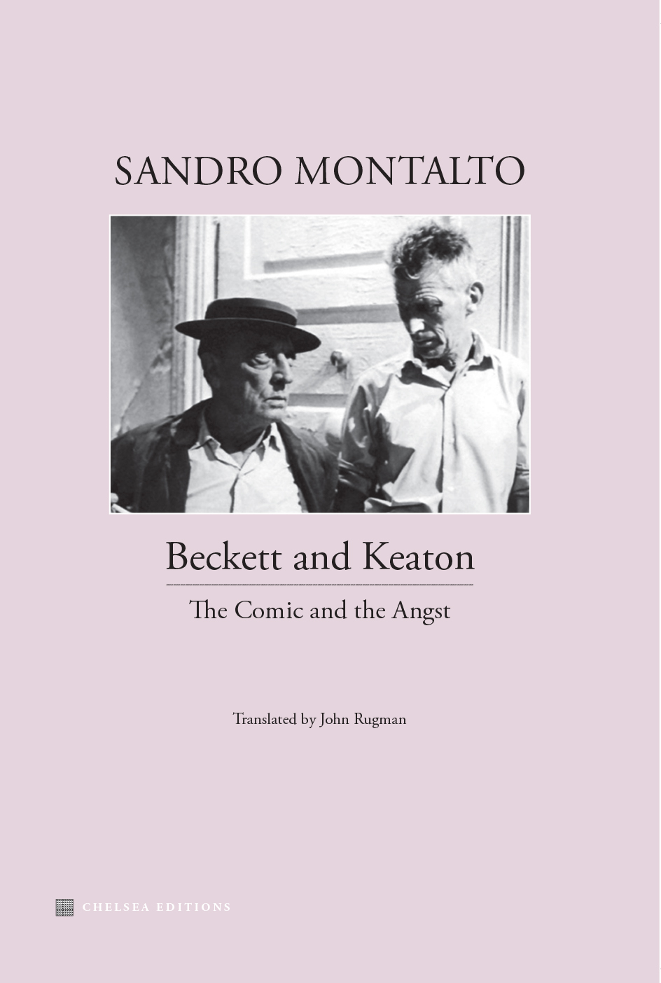 Beckett and Keaton: The Comic and the Angst/Beckett e Keaton: il comico e l'angoscia di esistere