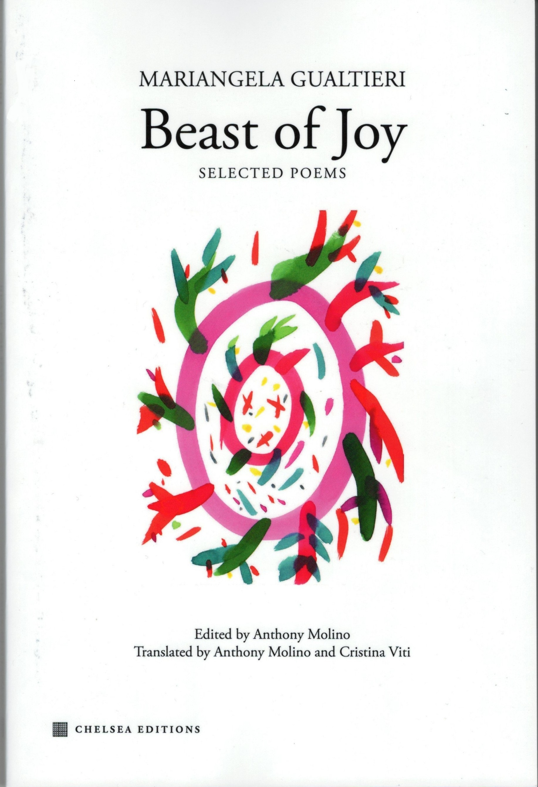 Beast of Joy: Selected Poems