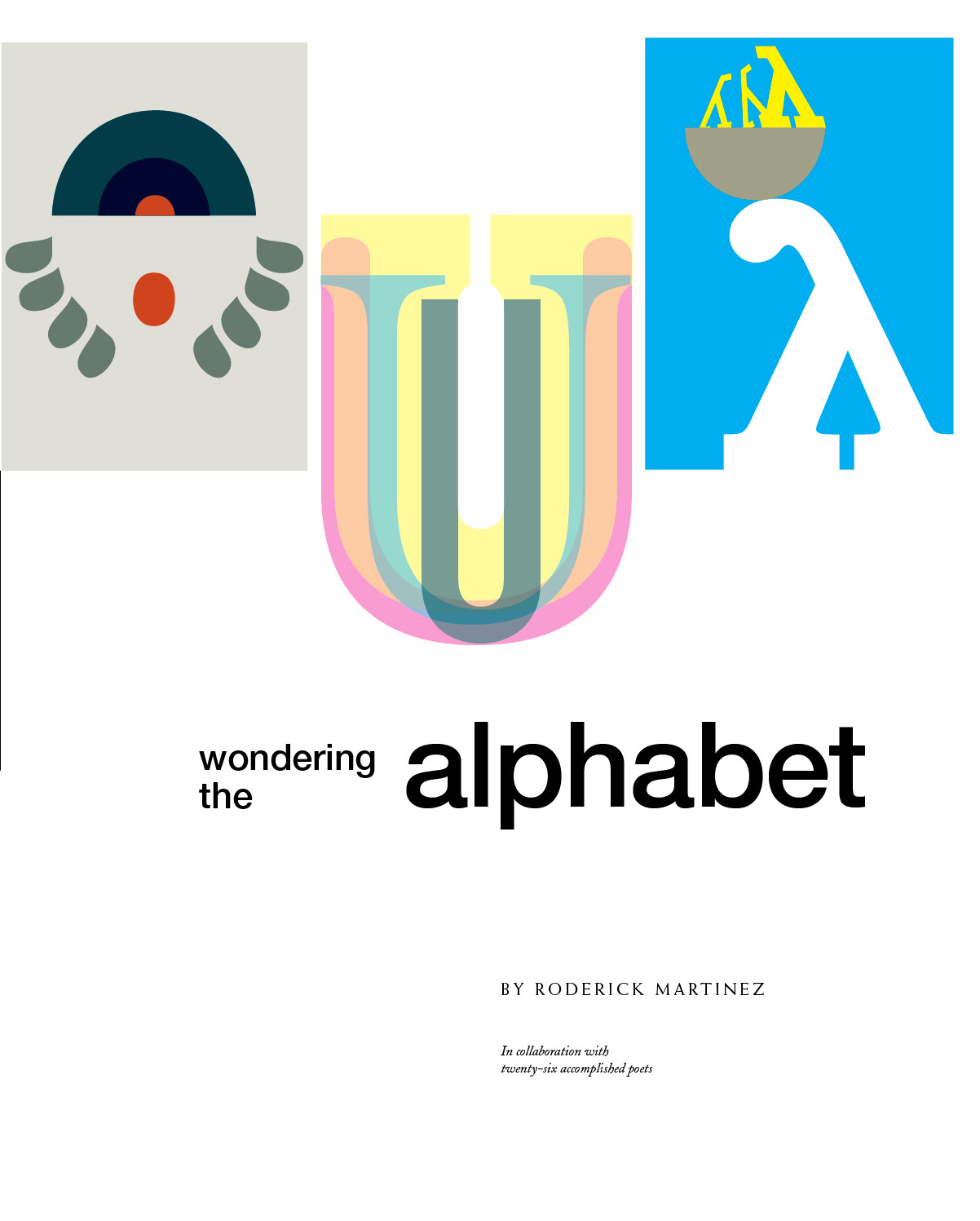 WONDERING THE ALPHABET