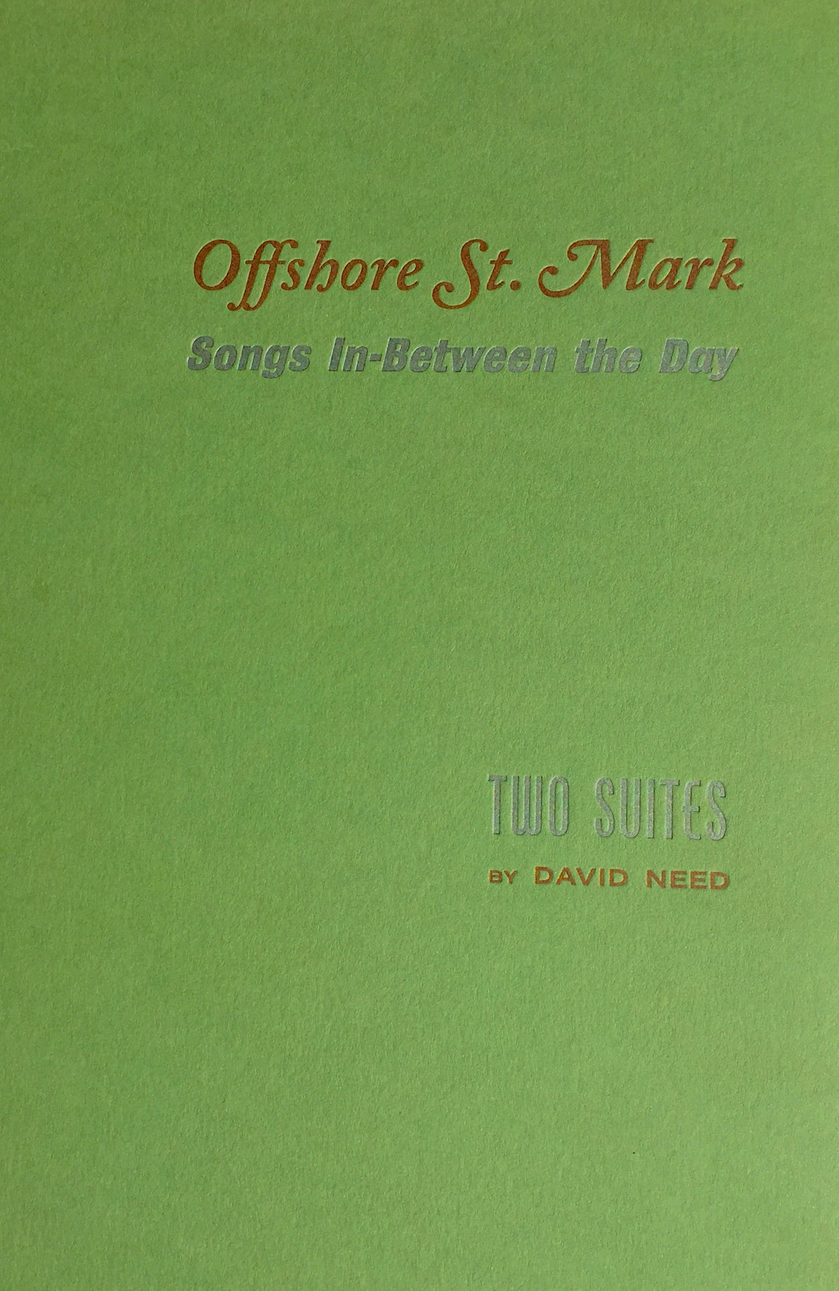 Songs In-Between the Day / Offshore St. Mark
