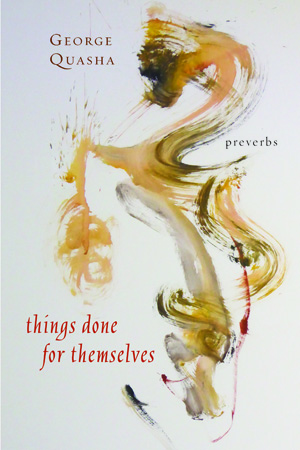 Things Done For Themselves (preverbs)