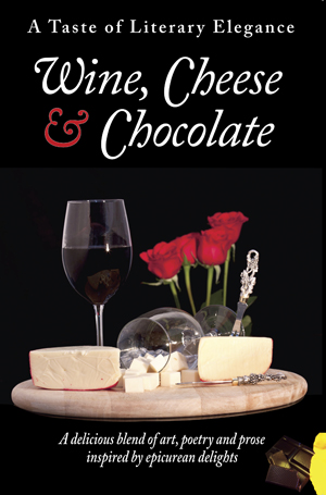 A Taste of Literary Elegance: Wine, Cheese & Chocolate