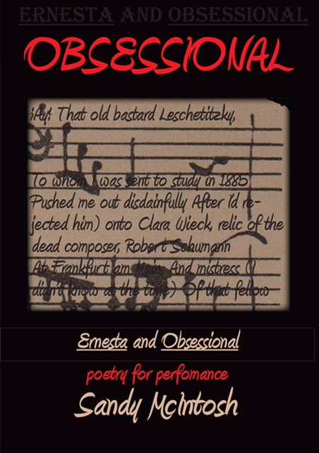 Obsessional: Poetry for Performance