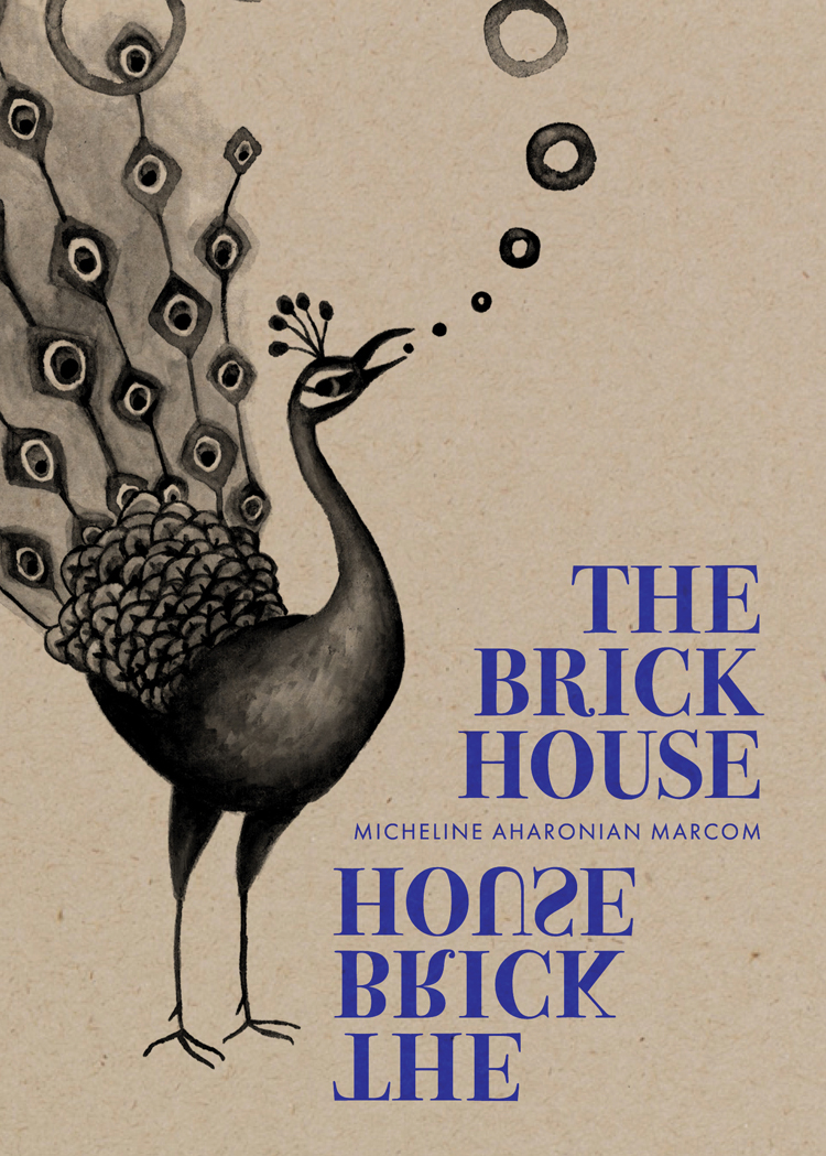 brick house | micheline aharonian marcom | awst press
