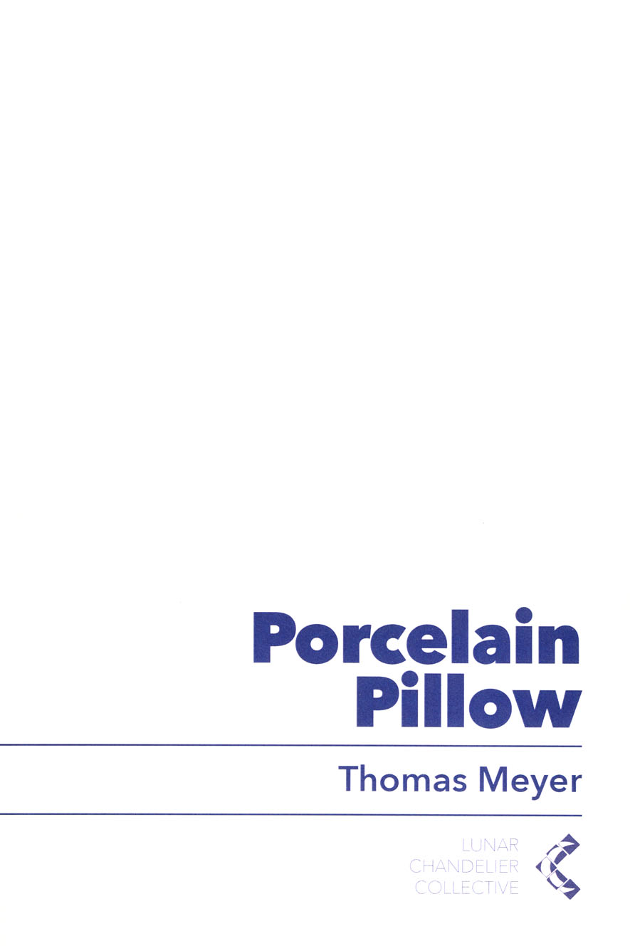 Porcelain Pillow