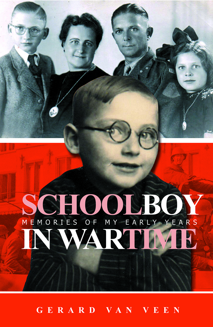 Schoolboy in Wartime – Memories of My Early Years