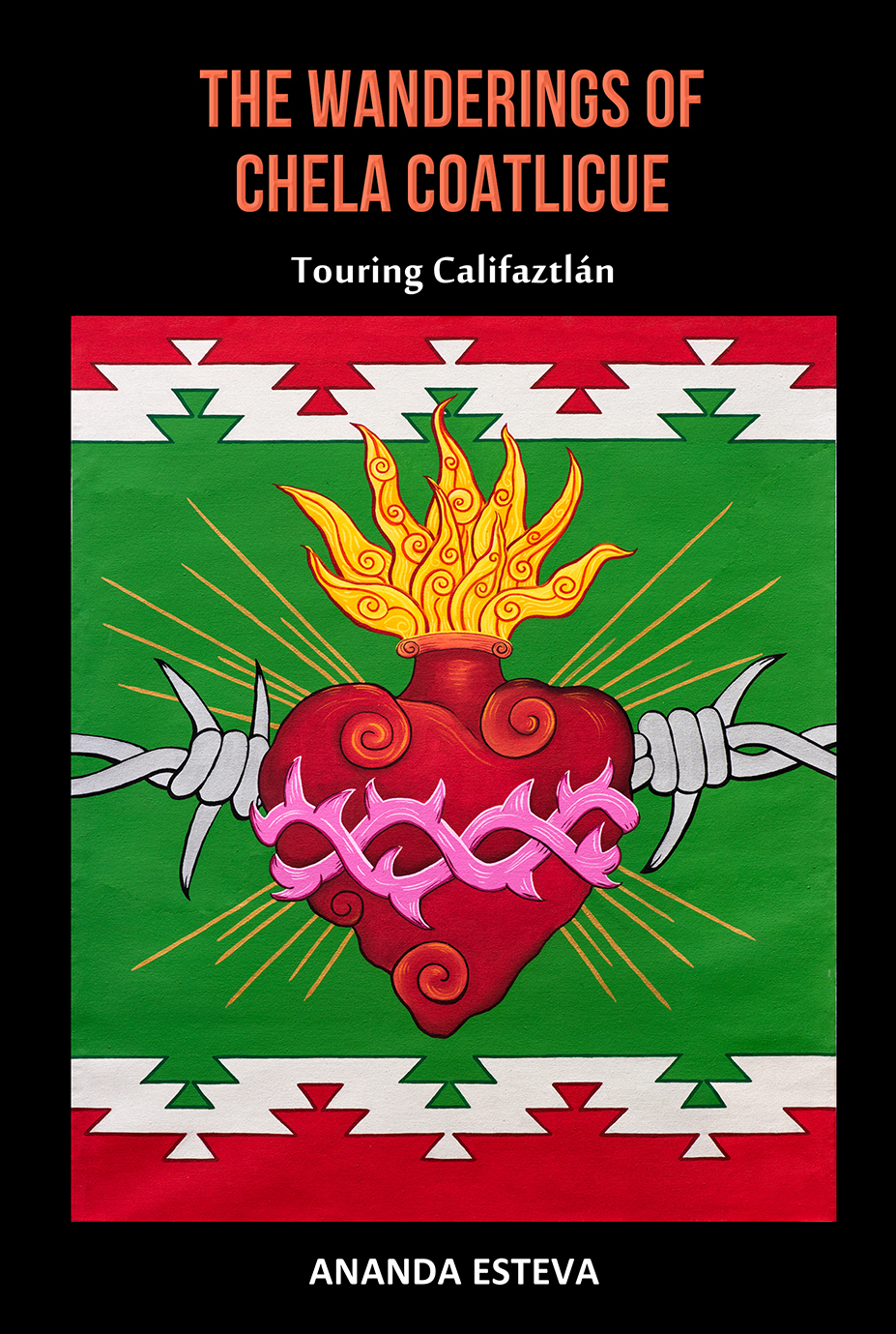 The Wanderings of Chela Coatlicue: Touring Califatzlan