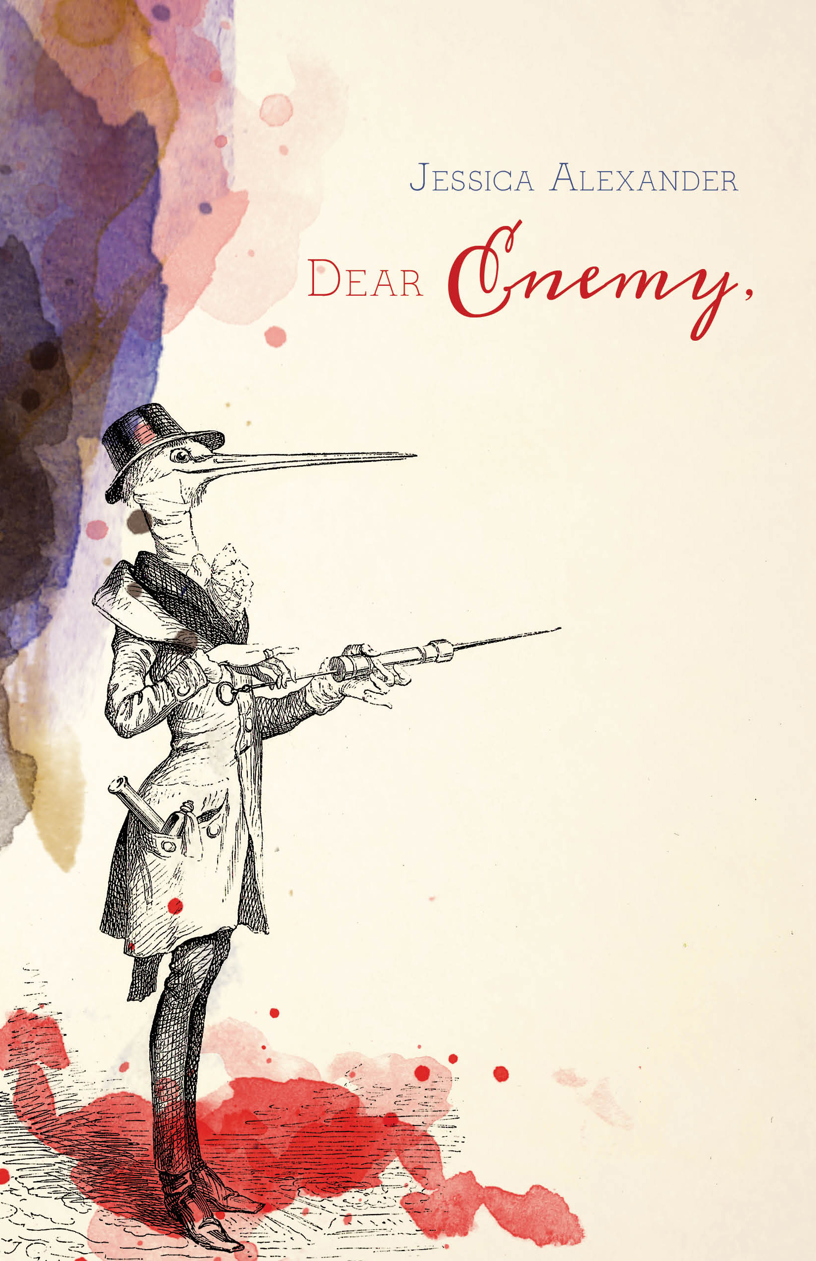 Dear Enemy,