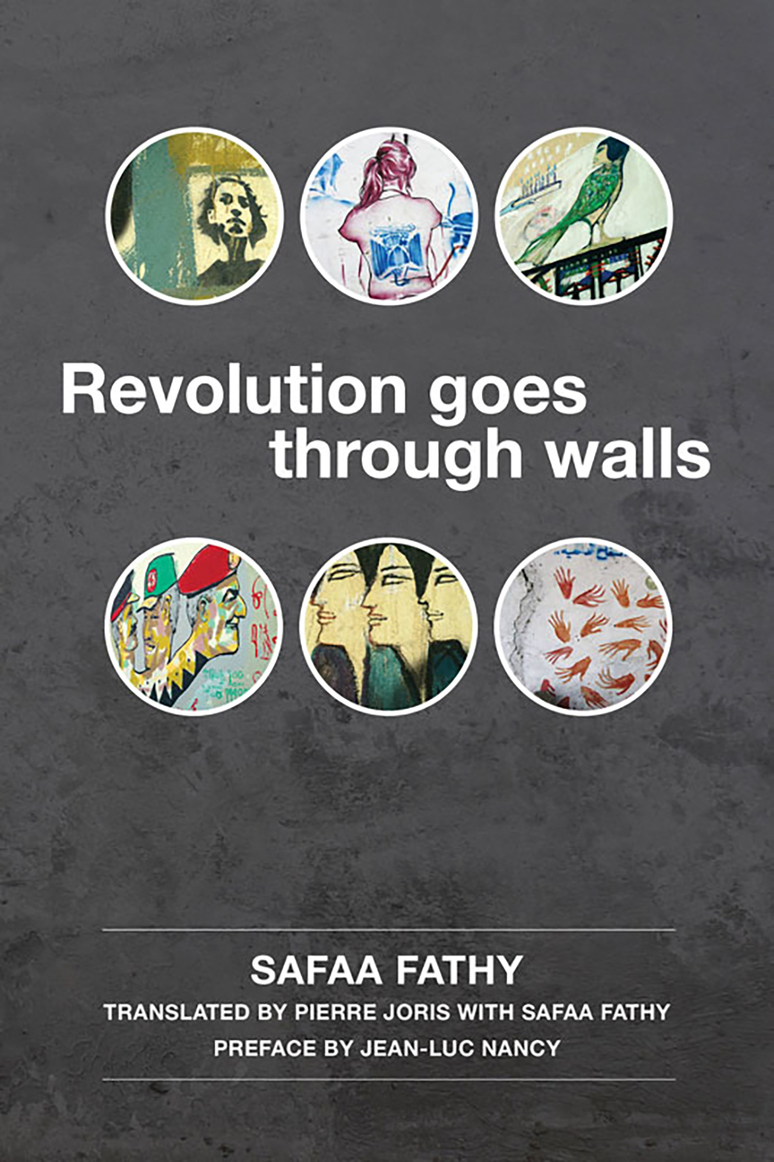 Revolution goes through walls