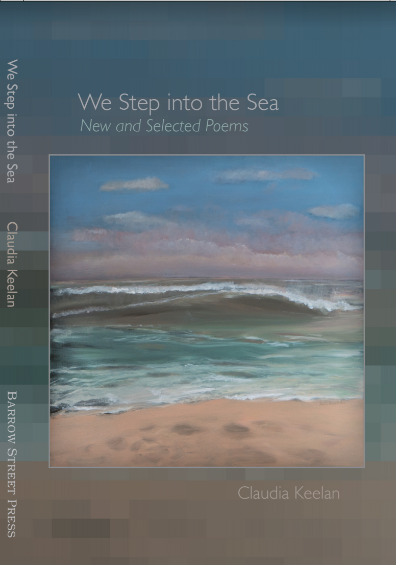 We Step into the Sea: New and Selected Poems