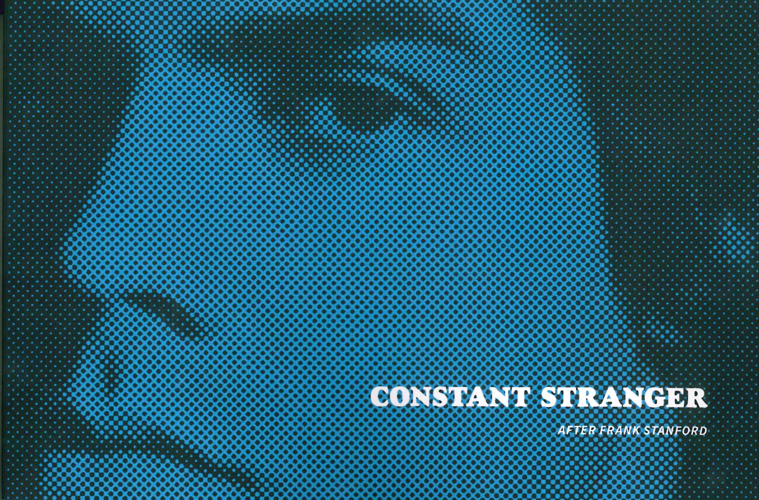 Constant Stranger: After Frank Stanford