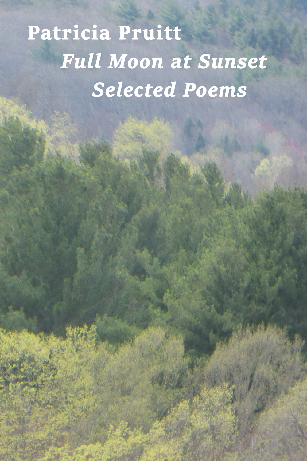 Full Moon at Sunset: Selected Poems
