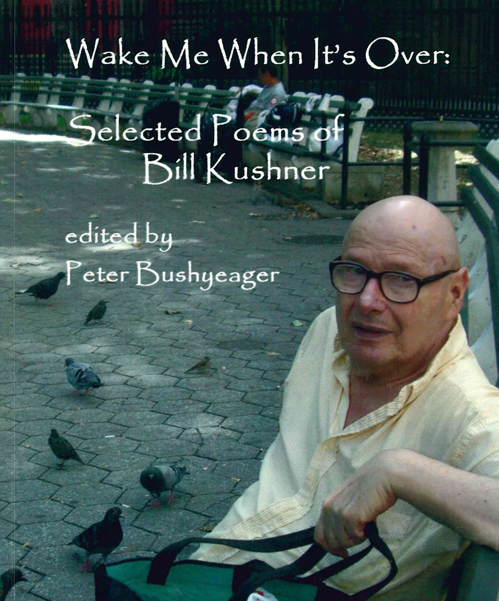 Wake Me When It's Over: Selected Poems