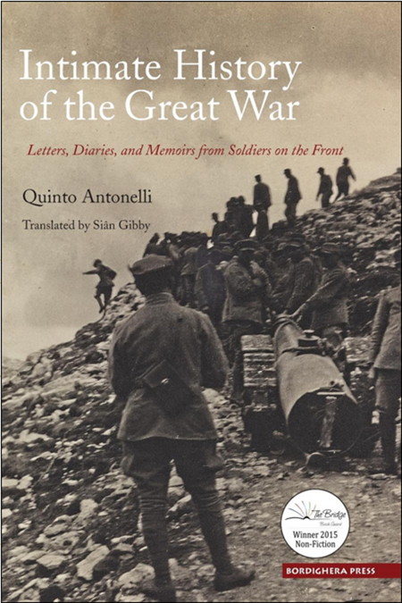 Intimate History of the Great War: Letters, Diaries, and Memoirs from Soldiers on the Front