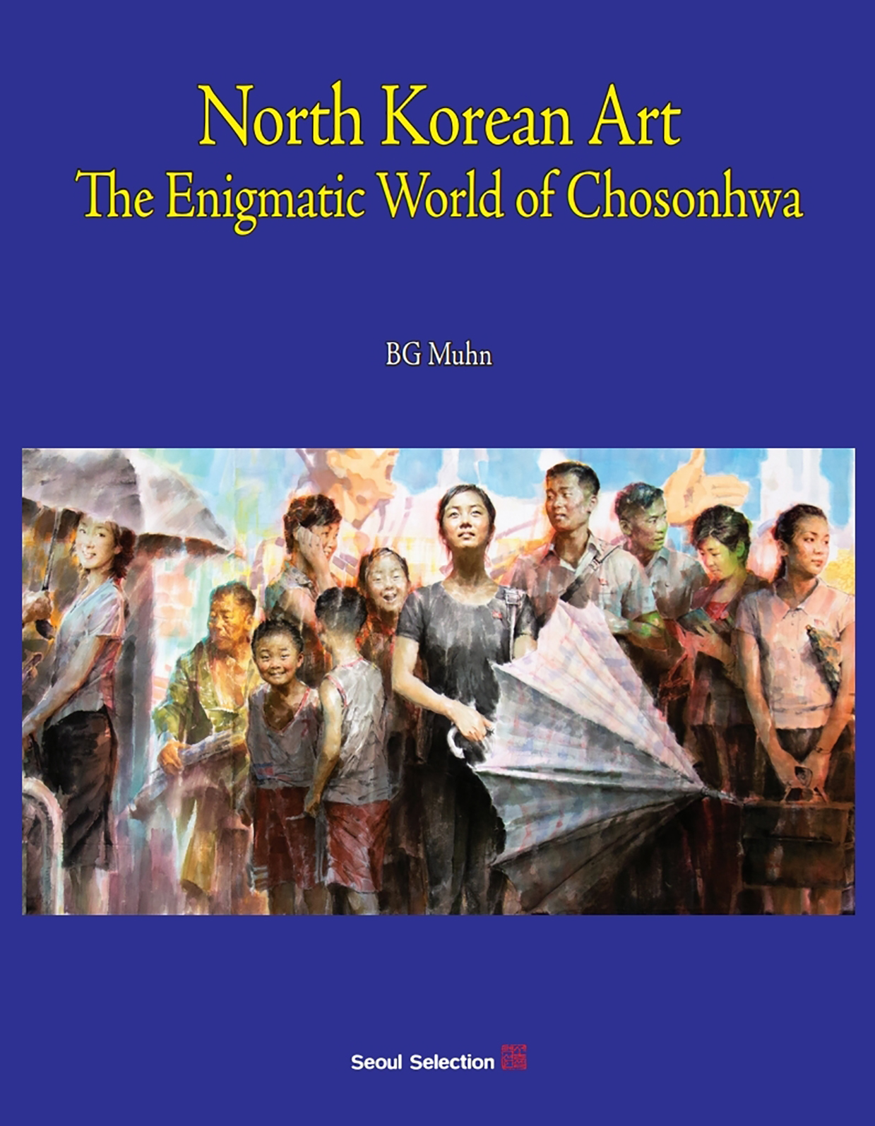 North Korean Art: The Enigmatic World of Chosonhwa
