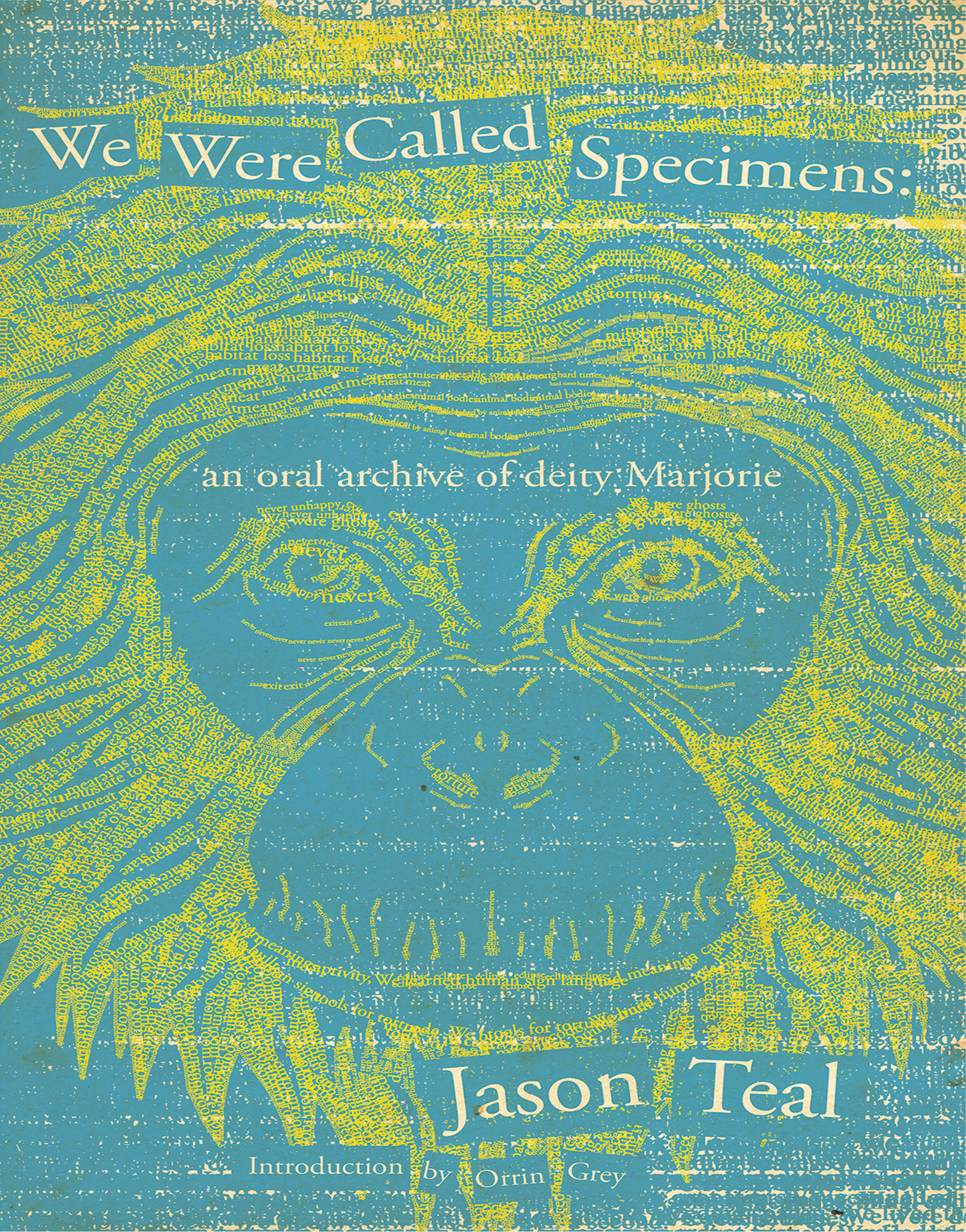 We Were Called Specimens: an oral archive of deity Marjorie
