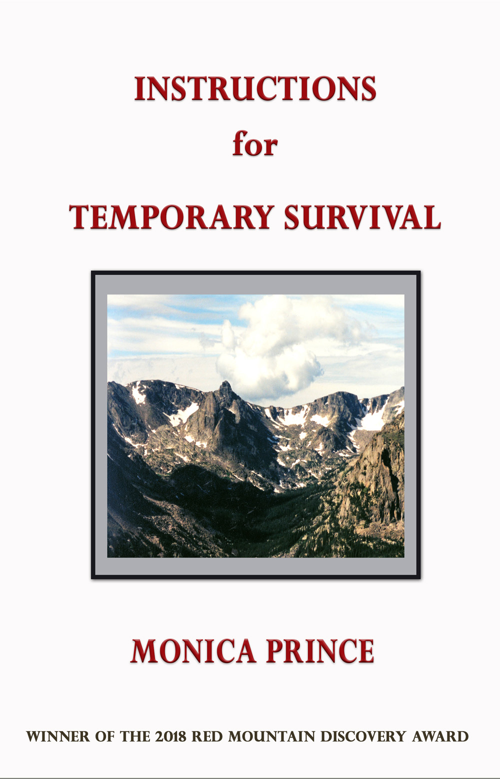 Instructions for Temporary Survival