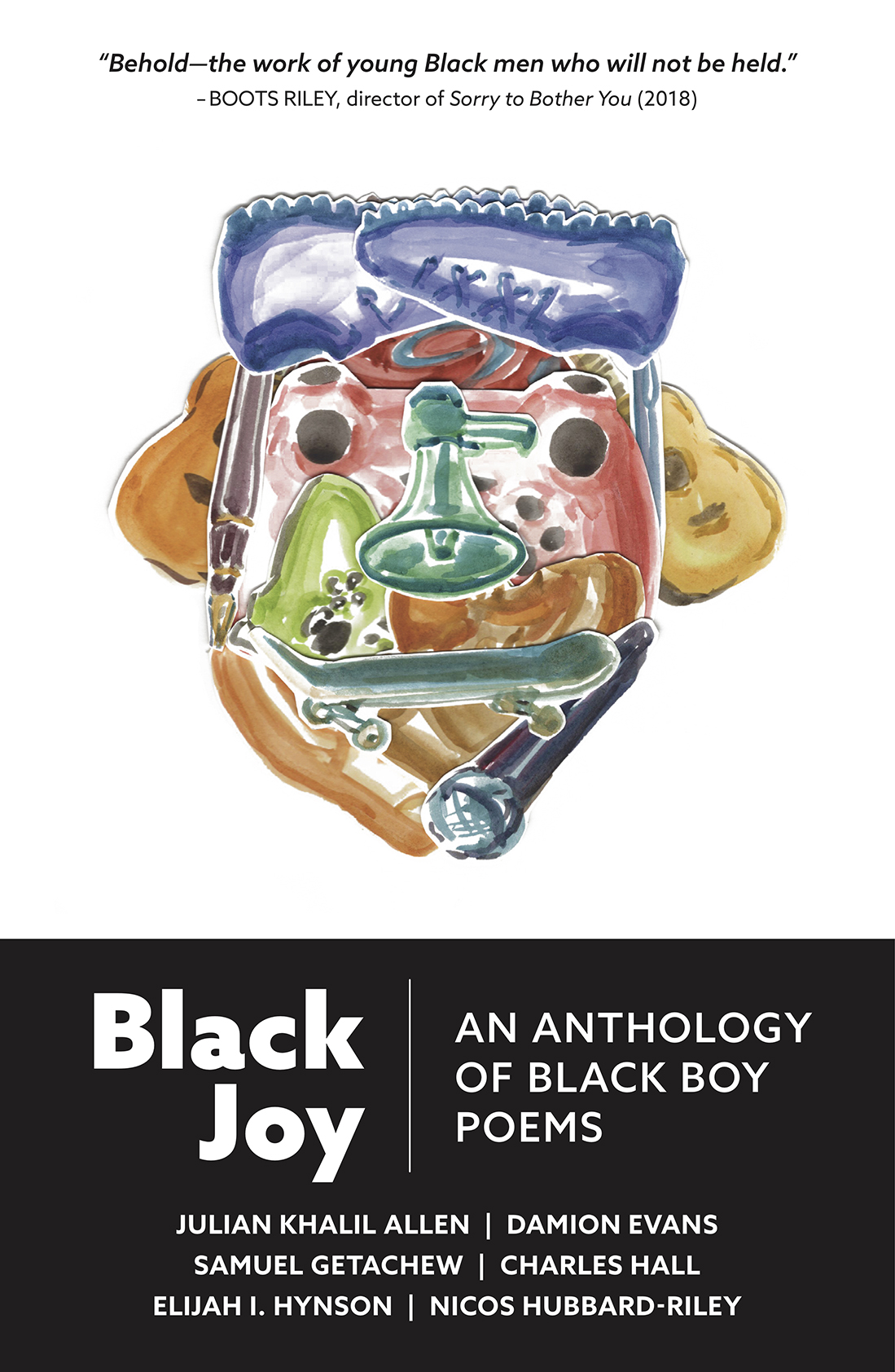 Black Joy: An Anthology of Black Boy Poems