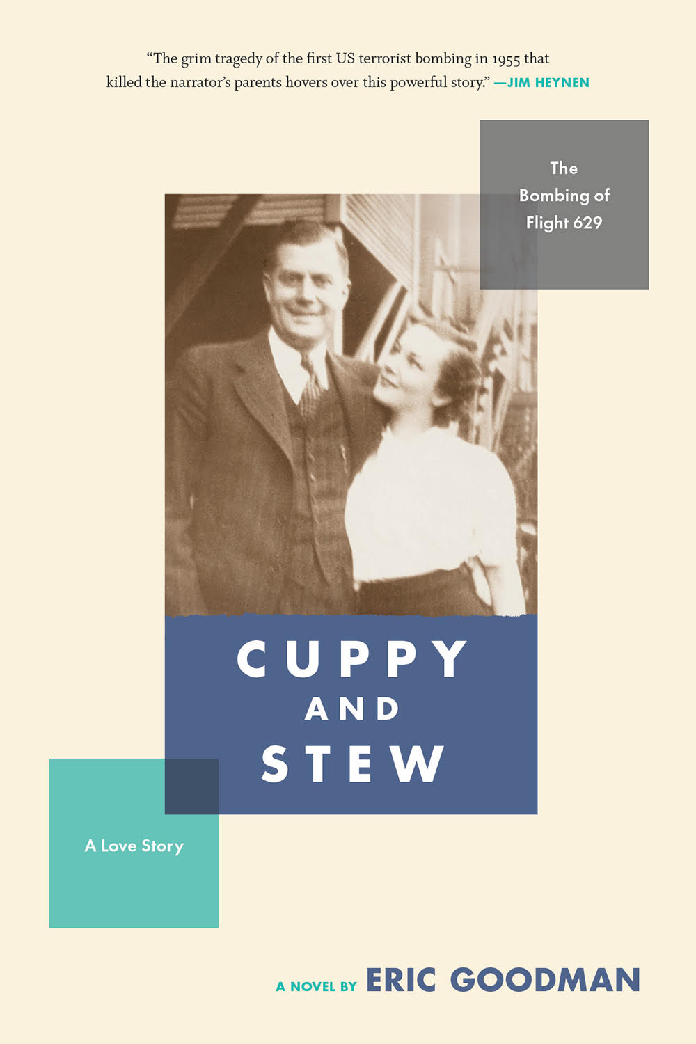 Cuppy and Stew: The bombing of Flight 629,  A Love Story