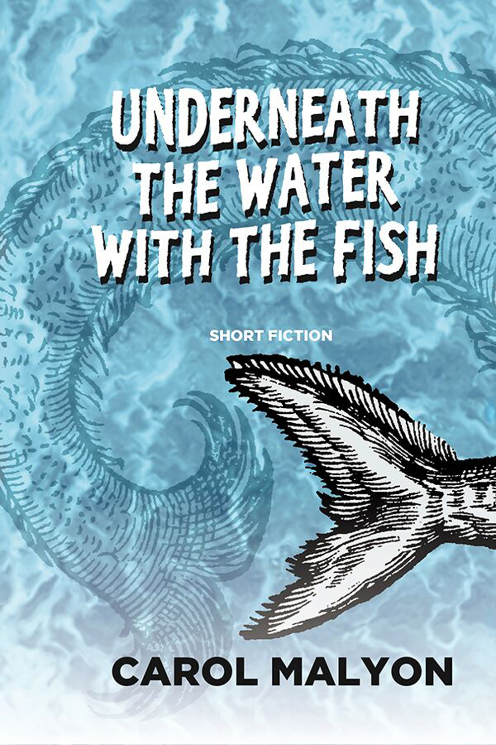 Underneath the Water with the Fish