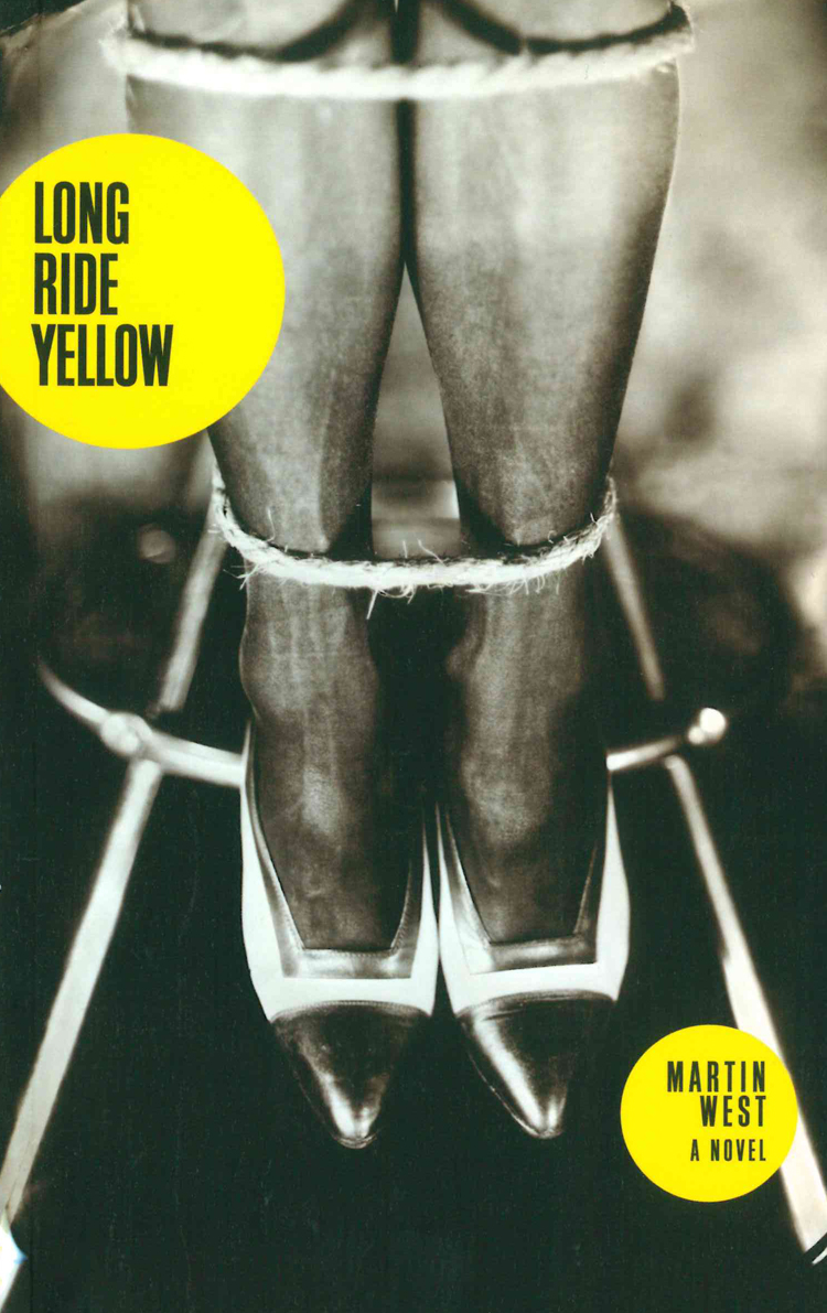 long ride yellow | martin l west | anvil press