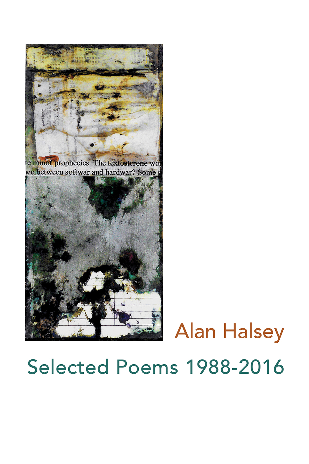Selected Poems 1988-2016