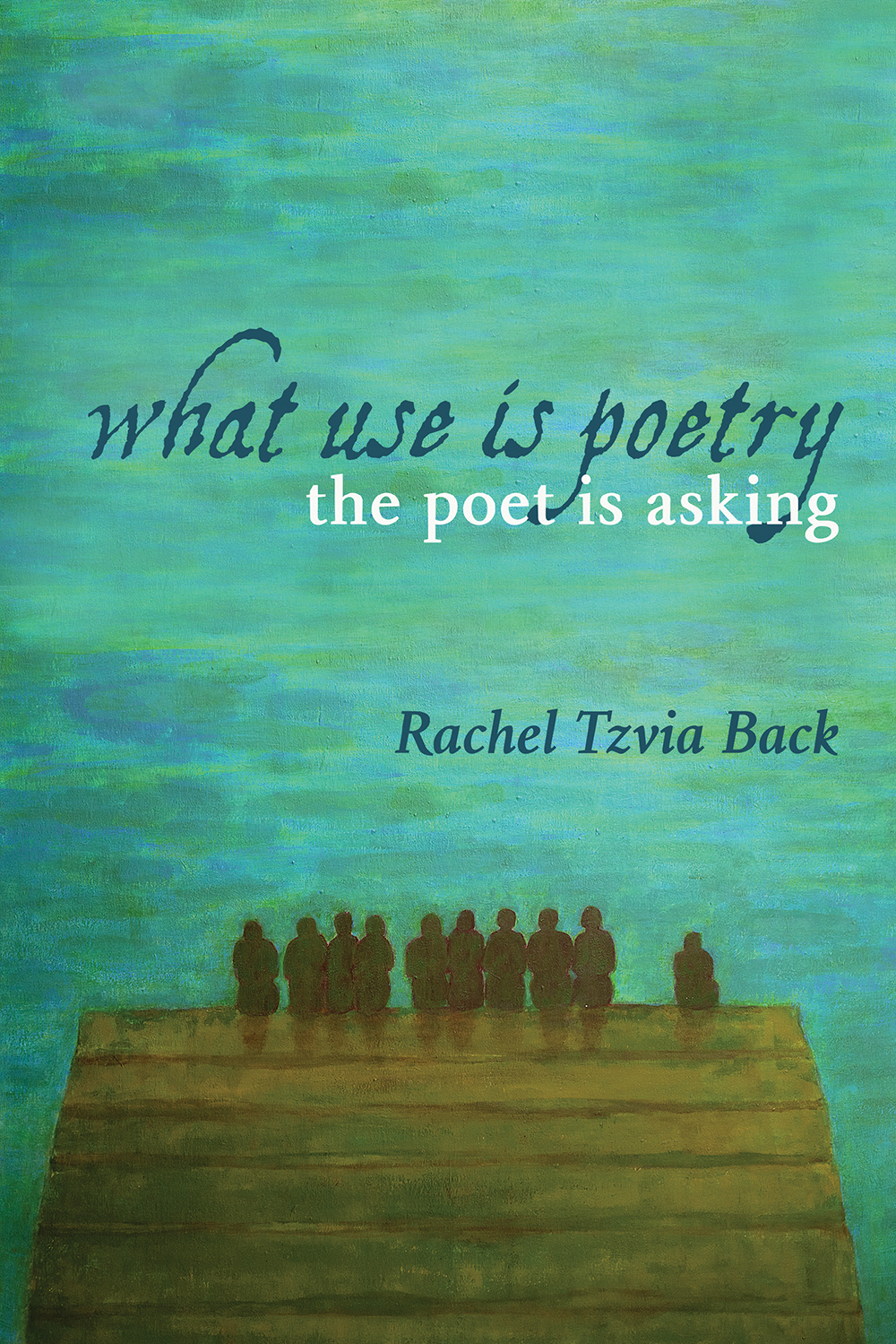 What Use Is Poetry, the Poet Is Asking