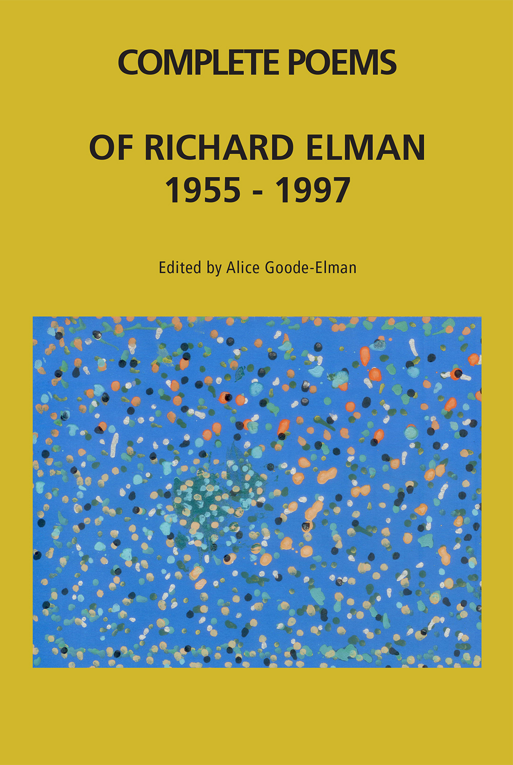 Complete Poems of Richard Elman
