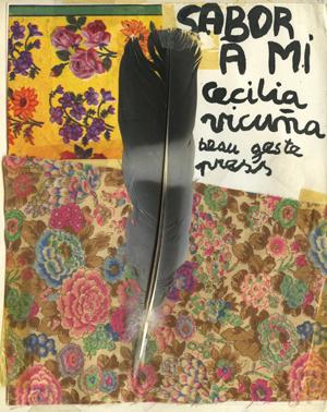 SABORAMI (ChainLinks, 2011) By Cecilia Vicuña