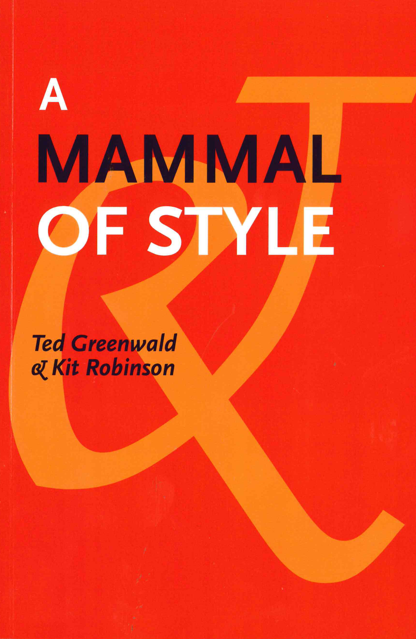 A Mammal of Style
