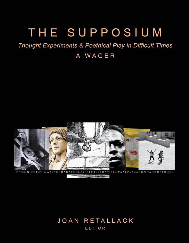 The Supposium: Thought Experiments & Poethical Play in Difficult Times