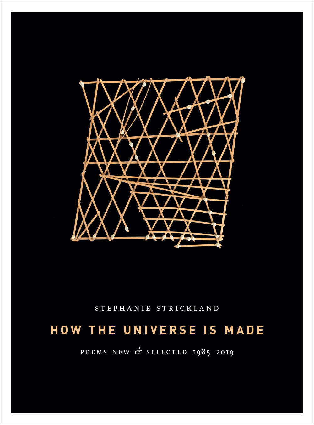 How the Universe Is Made: Poems New & Selected 1985-2019