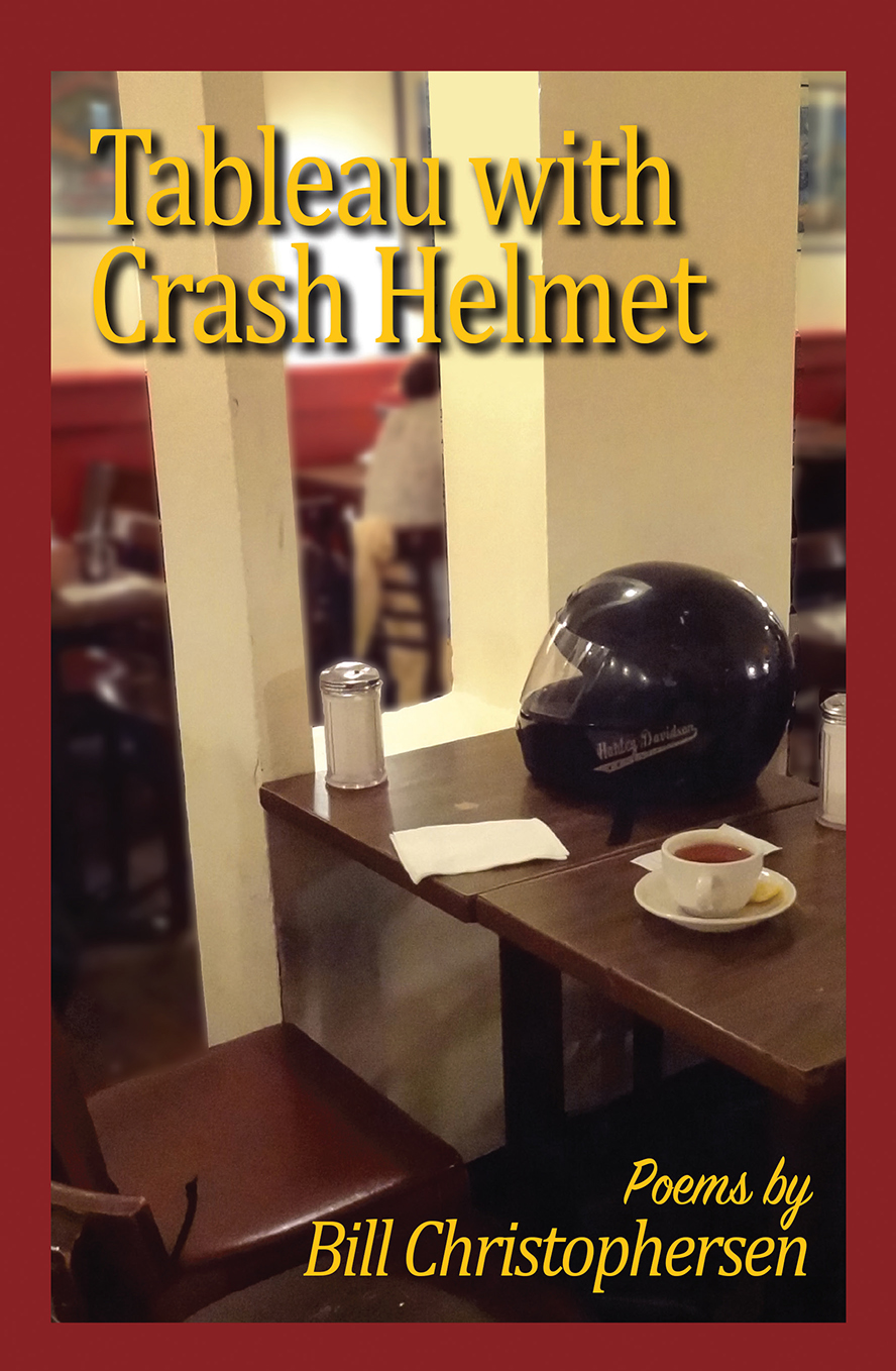 Tableau with Crash Helmet