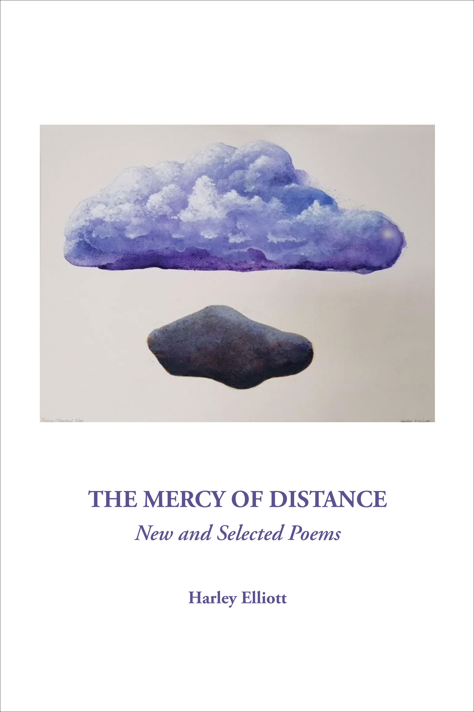 The Mercy of Distance: New & Selected Poems