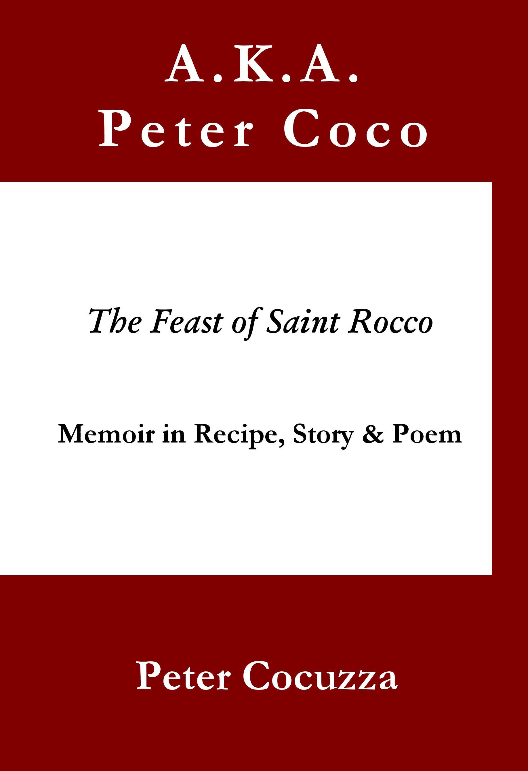 The Feast of Saint Rocco