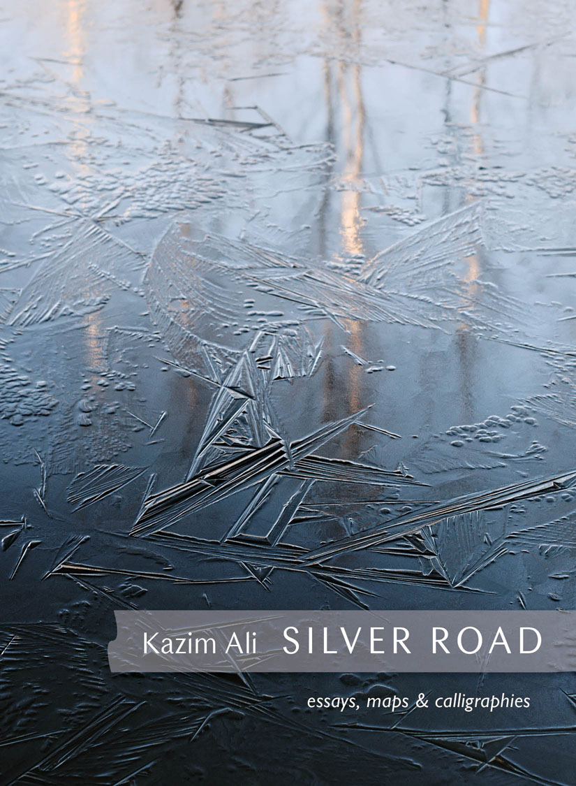 Silver Road: Maps, Essays and Calligraphies