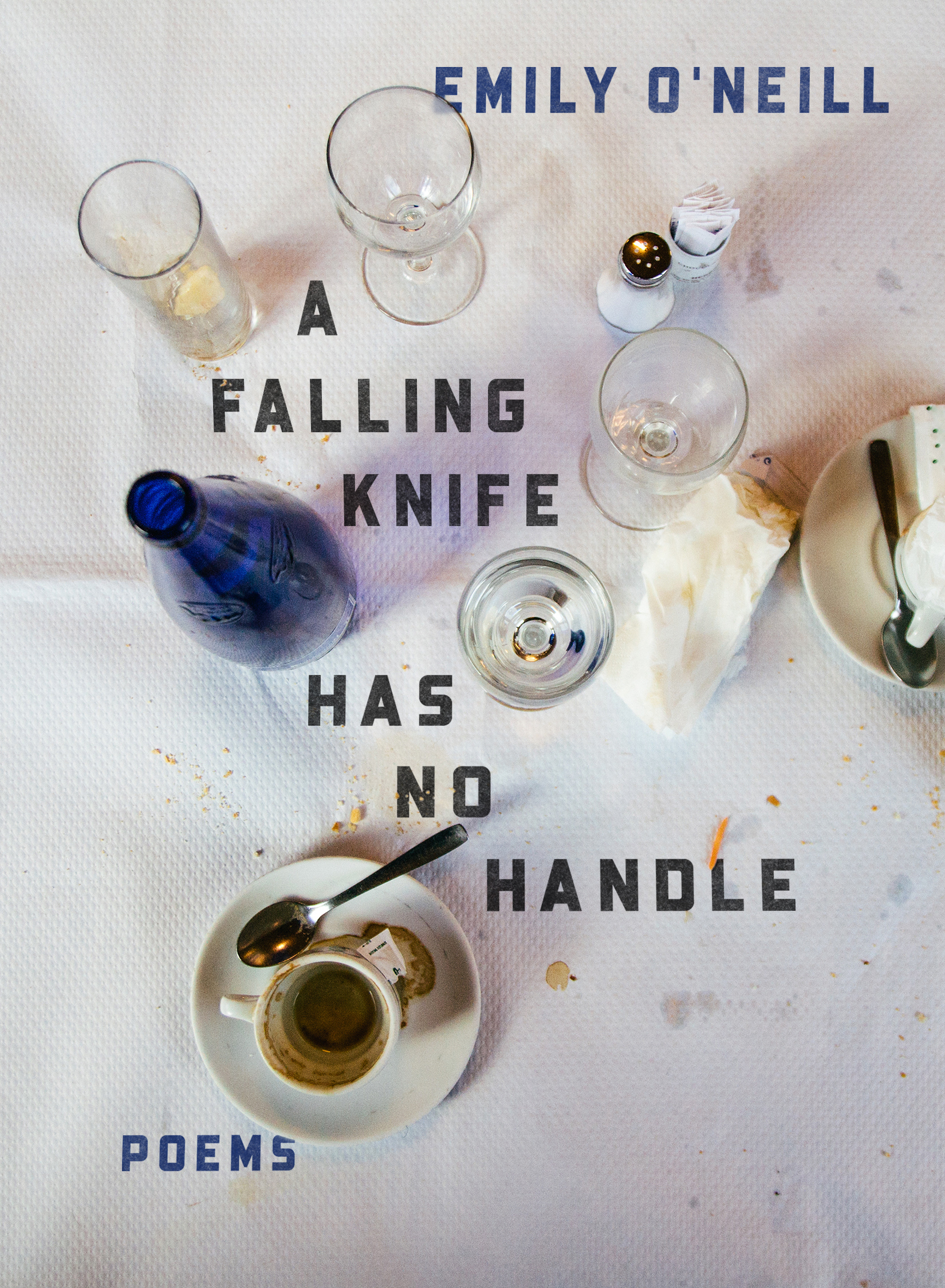a falling knife has no handle